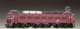 [鉄道模型]トミックス (HO) HO-2018 JR EF81形電気機関車(長岡車両センター・ひさし付)