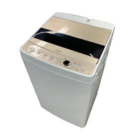 (標準設置料込)洗濯機 一人暮らし 5.5kg JW-C55D-N ハイアール 5.5kg 全自動洗濯機 シャンパンゴールド haier [JWC55DN]