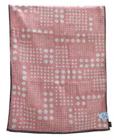FU15085/P 日繊商工 ベリードッツ バスタオル(ピンク) fufu mono form [FU15085P]