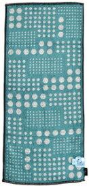 FU5085/B 日繊商工 ベリードッツ フェイスタオル(ブルー) fufu mono form [FU5085B]