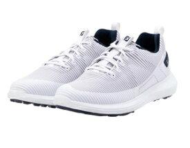 56250W27 フットジョイ メンズ・スパイクレス・ゴルフシューズ(ホワイト・27.0cm) FootJoy FJフレックス XP
