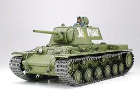 1/35 ミリタリーミニチュアシリーズ No.372 ソビエト重戦車 KV-1 1941年型 初期生産車 【35372】 プラモデル タミヤ