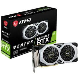 GeForce RTX 2070 SUPER VENTUS GP OC MSI PCI Express 3.0 x16対応 グラフィックスボードMSI GeForce RTX 2070 SUPER VENTUS GP OC