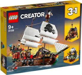レゴ(R)クリエイター 海賊船【31109】 レゴジャパン