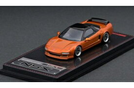 1/64 Honda NSX (NA1) Orange Metallic【IG1942】 ignitionモデル