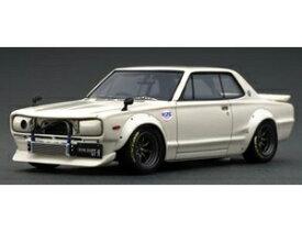 1/18 Nissan Skyline 2000 GT-R (KPGC10) White【IG2019】 ignitionモデル