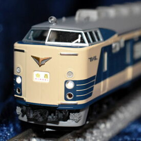 [鉄道模型]トミックス (Nゲージ) 98992 国鉄 583系特急電車(金星) 室内灯入りセット (12両) 【限定品】
