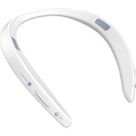 AN-SS2-W シャープ Bluetooth送信機同梱 テレビ用ワイヤレススピーカー(ホワイト)生活防水(IPX4相当)対応 AQUOSサウンドパートナー