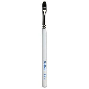 神ふで うぶげ 平丸筆L (専用キャップ付)【GH-BRSUP-HML】 工具 ゴッドハンド