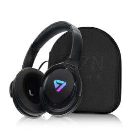 Neon100 エスブイエヌサウンド Bluetooth対応ダイナミック密閉型ヘッドホン(ブラック) SVN Sound by Steve Aoki