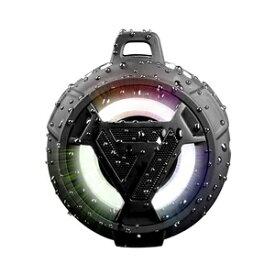 Neon150 エスブイエヌサウンド 防塵防水対応 Bluetoothスピーカー SVN Sound by Steve Aoki