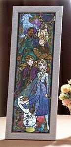 ディズニー ステンドアート アナと雪の女王2 ステンドグラス ぎゅっと456ピース ジグソーパズル テンヨー 【Disneyzone】