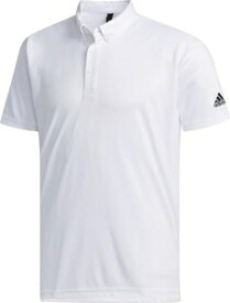 AJ-GUN23-FM5442-J2XO アディダス メンズ マストハブ ポロシャツ(ホワイト・サイズ:2XO) adidas MUST HAVES POLO SHIRT