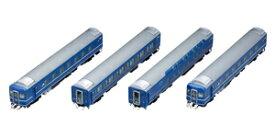 [鉄道模型]トミックス (HO) HO-9057 JR 14系14形特急寝台客車(北陸)基本4両セット