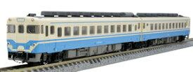 [鉄道模型]トミックス (Nゲージ) 98081 JR キハ58系急行ディーゼルカー(パノラミックウインドータイプ・JR四国色)2両セット