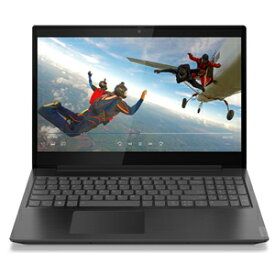 81LW00JAJP Lenovo(レノボ) Lenovo IdeaPad L340-グラナイトブラック-15.6型ノートパソコン (AMD Ryzen 5 3500U/メモリ 8GB/SSD 256GB)Microsoft Office Home & Business 2019付属