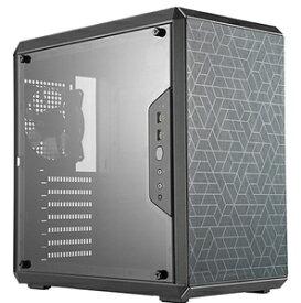 MCB-Q500L-KANN-S00 クーラーマスター ミドルタワー型PCケース (ブラック)MasterBox Q500L