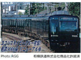 [鉄道模型]マイクロエース (Nゲージ) A6244 相鉄9000系 リニューアル車 シングルアームパンタ 基本6両セット