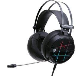 H160GS HP(エイチピー) バーチャル7.1ch サラウンド対応 有線ゲーミングヘッドセット(ブラック)