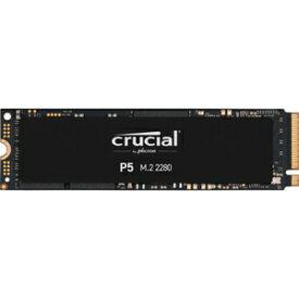 CT500P5SSD8JP Crucial Crucial M.2 2280 NVMe PCIe Gen3x4 SSD P5シリーズ 500GB