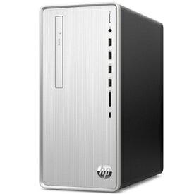 9AQ43AA-AAAB HP(エイチピー) ミニタワー型(縦置き)デスクトップパソコン HP Pavilion Desktop TP01-0143jp ナチュラルシルバー (i5/8GB/256GB+2TB/RX550)
