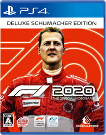 【PS4】F1 2020 Deluxe Schumacher Edition Game Source Entertainment [PLJM-16707 PS4 F1 2020 ゲンテイ]