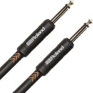 RIC-B15 ローランド 標準プラグケーブル(ストレート?ストレート、4.5m) Roland Black Series Instrument Cable
