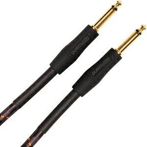 RIC-G3 ローランド 標準プラグケーブル(ストレート?ストレート、1.0m) Roland Gold Series Instrument Cable