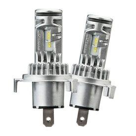 SRACH4060 SPHERELIGHT 日本製LEDヘッドライト RIZINGアルファ H4 Hi/Lo 6000K 12V用 RIZING
