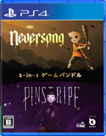 【PS4】ネバーソング&ピンストライプ Beep Japan [PLJM-16674 PS4 ネバーソング ピンストライプ]