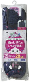 コウキンカサケ-スMハ-ト 山崎産業 SUSU傘ケース抗菌Mサイズ (ハートネイビー) [コウキンカサケスMハト]