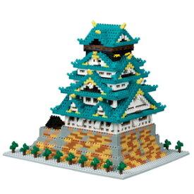 nanoblock(ナノブロック) 大阪城 デラックスエディション【NB-049】 カワダ