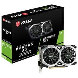 GTX 1650 VENTUS XS 4G MSI PCI-Express 3.0 x16対応 グラフィックスボードMSI GeForce GTX 1650 VENTUS XS 4G
