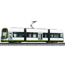 [鉄道模型]カトー (Nゲージ) 14-804-1 広島電鉄1000形(グリーンムーバーLEX)