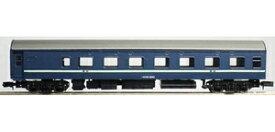 [鉄道模型]グリーンマックス (Nゲージ) 11051 着色済み オロネ10形(青色・淡緑帯付き)(組立キット)