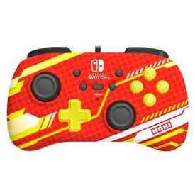 【Switch】ホリパッド for Nintendo Switch メカニックレッド ホリ [NSW-255 NSW ホリパッドミニ メカニックレッド]