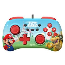 【Switch】ホリパッド for Nintendo Switch スーパーマリオ ホリ [NSW-276 NSW ホリパッドミニ マリオ]