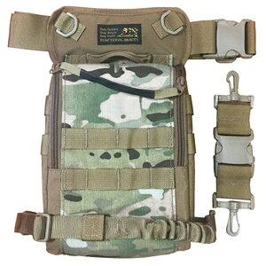 MSB-22-CA リーニア 2WAYレッグバッグ スタッグ(カモ) ライズファクトリー LINHA 2WAY LEG BAG STAG
