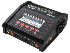 マルチチャージャー X2 ACプラス 260【44300】 ラジコン用充電器 ハイテックマルチプレックスジャパン