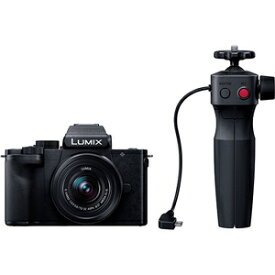DC-G100V-K パナソニック ミラーレス一眼カメラ「LUMIX G100」トライポッドグリップ付属キット Panasonic Vキット