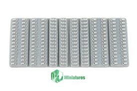 1/35 WWII ドイツ軍クランプ1/2型セット【MJEZ35006】 MJ Miniatures