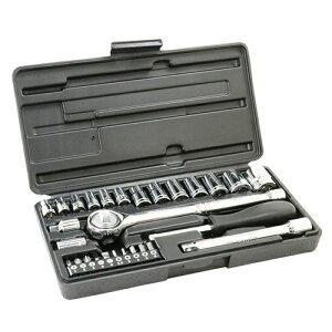ESR-328 E-Value ソケットレンチセット(差込角6.35mm、9.5mm) 藤原産業