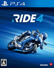 【特典付】【PS4】RIDE 4 DMM GAMES [PLJM-16726 PS4 RIDE4]
