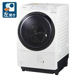 (標準設置料込)ドラム式洗濯機 パナソニック NA-VX700BL-W パナソニック 10.0kg ドラム式洗濯乾燥機【左開き】クリスタルホワイト Panasonic VXシリーズ [NAVX700BLW]