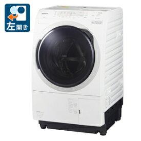 (標準設置料込)NA-VX300BL-W パナソニック 10.0kg ドラム式洗濯乾燥機【左開き】クリスタルホワイト Panasonic VXシリーズ [NAVX300BLW]