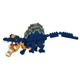 nanoblock(ナノブロック) スピノサウルス【NBC_322】 カワダ