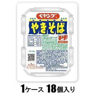ペヤング ソースやきそば(1ケース18個入) まるか食品 ソ-スヤキソバ120GX18