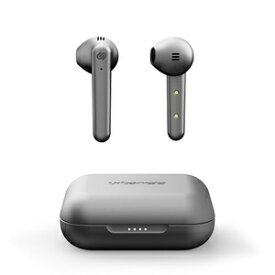1035927 アーバニスタ 完全ワイヤレス Bluetoothイヤホン(チタニウム) Urbanista STOCKHOLM PLUS True Wireless