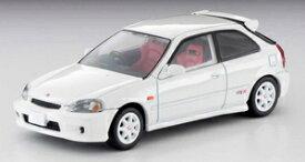 1/64 LV-N165c ホンダ シビック タイプR 99年式(白)【314141】 ミニカー トミーテック