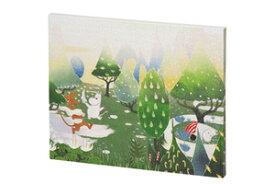 ムーミン キャンバスパズル ビューティフル・ガーデン 586ピース やのまん
